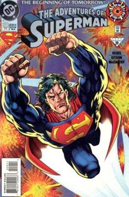 The Adventures of Superman #0 (Zero Hour)