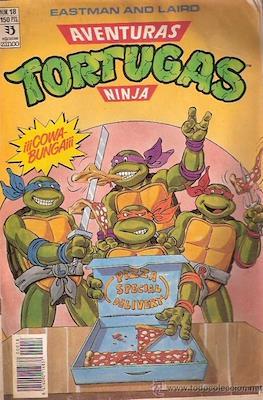 Aventuras Tortugas Ninja (Grapa) #18
