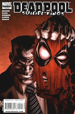 Deadpool: Suicide Kings Vol 1 #5