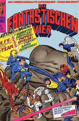 Die Fantastischen Vier (Heften) #25