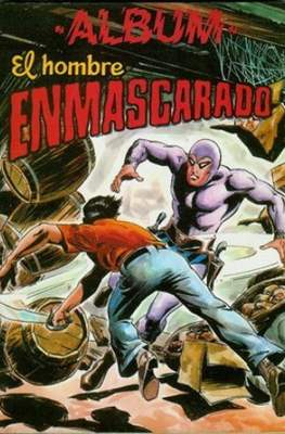 Album El Hombre Enmascarado (Rústica) #14