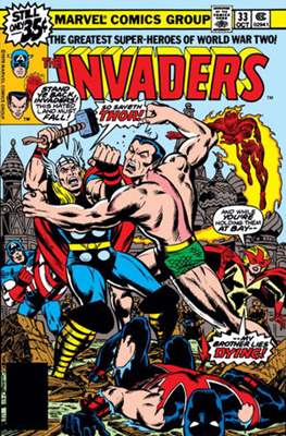The Invaders (Comic Book. 1975 - 1979) #33