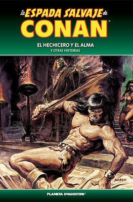 La Espada Salvaje de Conan (Cartoné 120 - 160 páginas.) #18