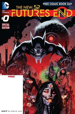 The New 52: Futures End (Digital) #0
