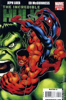 The Incredible Hulk / The Incredible Hulks (2009-2011 Variant Cover)