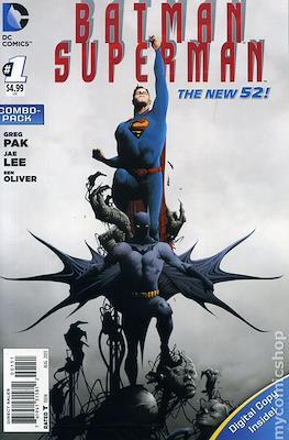 Batman / Superman (2013-2016 Variant Cover) #1.2