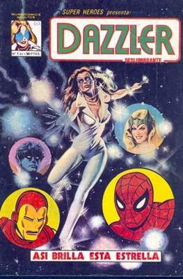 Super heroes Vol. 3 (1981) (Grapa) #1