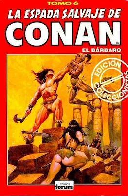 La Espada Salvaje de Conan el Bárbaro. Edición coleccionistas (Rojo) (Cartoné 192 pp) #6