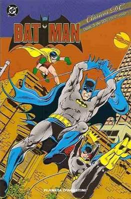 Batman. Clásicos DC (Rústica 208 pp) #3