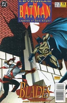 Leyendas de Batman. Legends of the Dark Knight (Grapa (1990)) #33