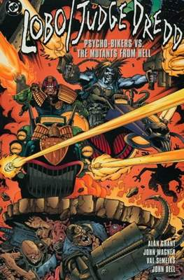 Lobo/Judge Dredd: Psycho Bikers vs. the Mutants From Hell