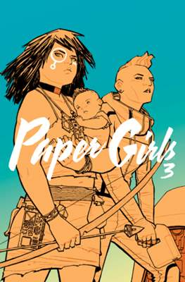 Paper Girls (Digital Collected) #3