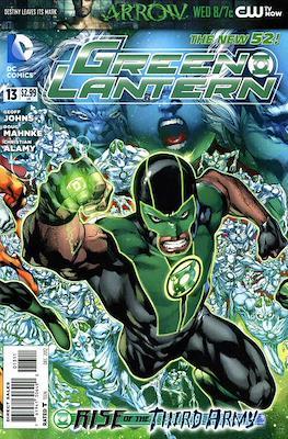 Green Lantern Vol. 5 (2011-2016) (Comic book) #13