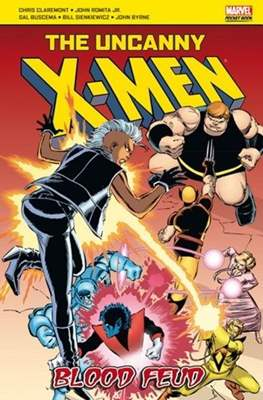 The Uncanny X-Men - Marvel Pocketbook (Softcover) #11