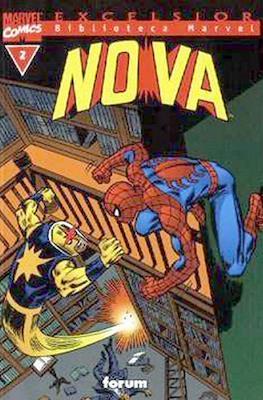Biblioteca Marvel: Nova (2001) (Rústica 160 pp) #2