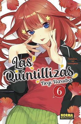 Las Quintillizas (Rústica) #6
