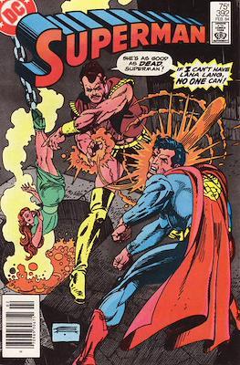 Superman Vol. 1 / Adventures of Superman Vol. 1 (1939-2011) (Comic Book) #392
