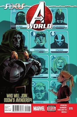 Avengers World (2014-2015) (Comic-Book) #15