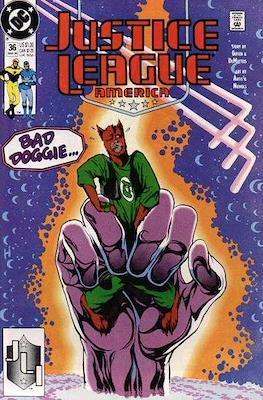 Justice League / Justice League International / Justice League America (1987-1996) (Comic-Book) #36