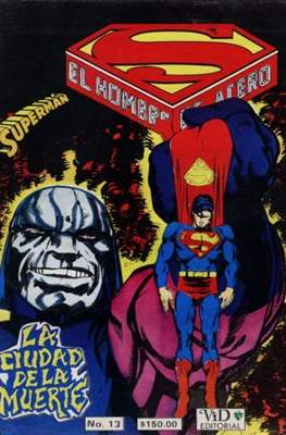 Superman Vol. 1 (Grapa. 1986-2001) #13