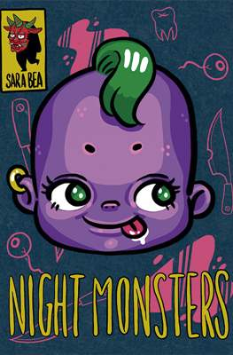 Night Monsters (Rústica 24 pp) #