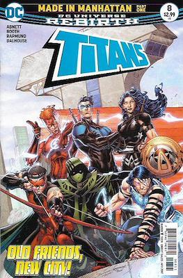Titans Vol. 3 (2016- 2019) #8