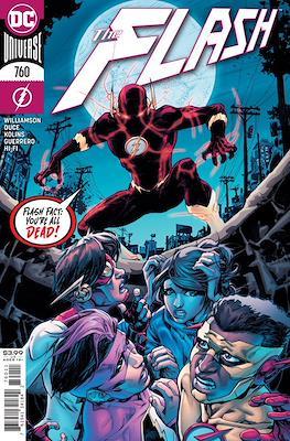 Flash Comics / The Flash (1940-1949, 1959-1985, 2020-) #760