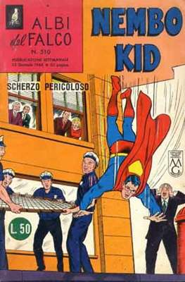 Albi del Falco: Nembo Kid / Superman Nembo Kid / Superman (Spillato) #510