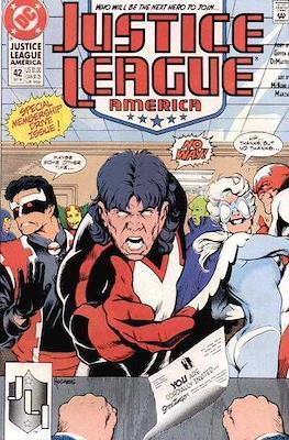 Justice League / Justice League International / Justice League America (1987-1996) (Comic-Book) #42