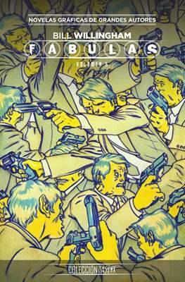 Colección Vertigo - Novelas gráficas de grandes autores (Cartoné) #17