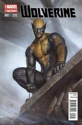 Wolverine (2014 Variant Cover) (Comic Book) #2