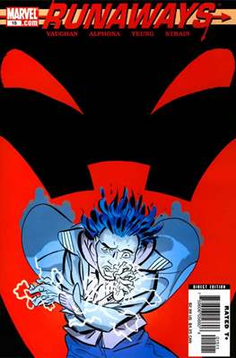 Runaways Vol. 2 (2005-2008) (Comic Book) #15
