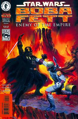 Boba Fett: Enemy of the Empire (Grapa) #4