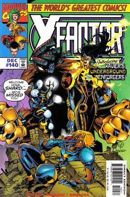 X-Factor Vol. 1 (1986-1998) (Comic Book) #140