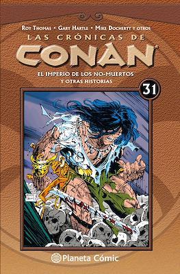 Las Crónicas de Conan (Cartoné 240 pp) #31