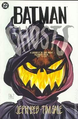 Batman: Ghosts, A Legends Of The Dark Knight Halloween Special