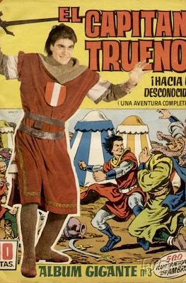 El Capitán Trueno. Album gigante (Grapa 32 pp) #3
