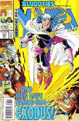 The Uncanny X-Men (1963-2011) (Comic-Book) #307