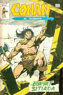 Conan el Bárbaro Vol. 2 (Grapa) #39