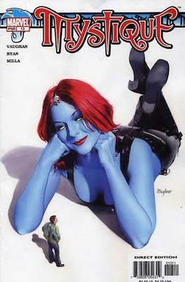 Mystique Vol 1 (Comic Book) #13