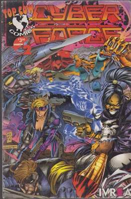 Cyber Force (Grapa) #2