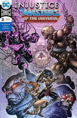 Injustice vs. Masters of the Universe (Comic Book) #3