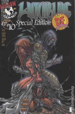 Witchblade (Variant Cover) (Comic Book) #10.1