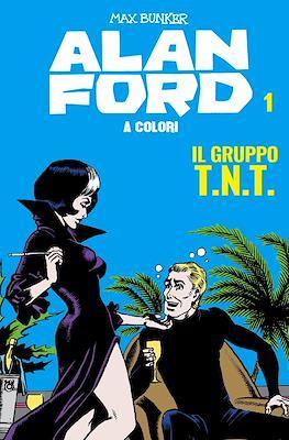 Alan Ford a colori