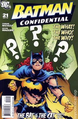 Batman Confidential (2007-2011) (Comic Book) #21