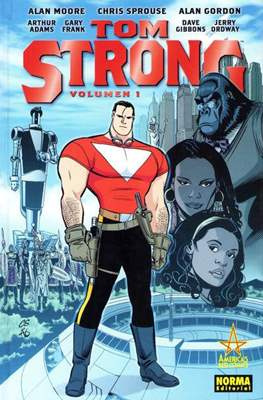 Tom Strong (Cartoné, 208 páginas (2006-2011)) #1