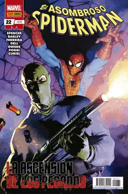 Spiderman Vol. 7 / Spiderman Superior / El Asombroso Spiderman (2006-) (Rústica) #171/22