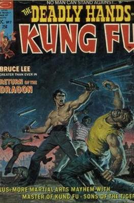 Deadly Hands of Kung Fu Vol 1 #7