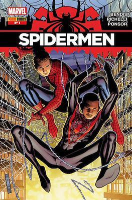 Spidermen (2012-2013) (Grapa.) #1
