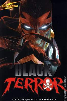Black Terror (Softcover 104-112 pp) #1